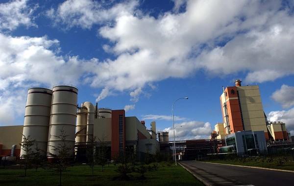 Celulosa Arauco Valdivia