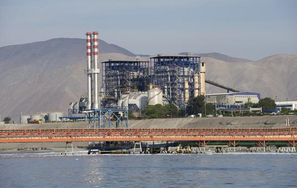 Central Termoeléctrica Mejillones