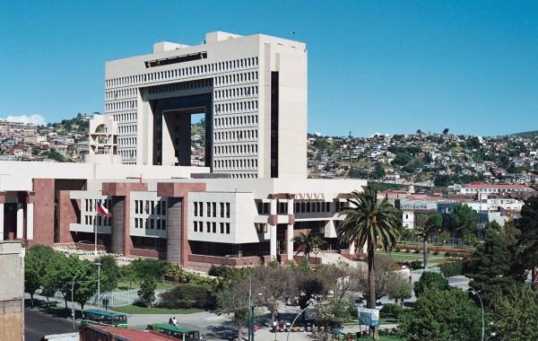 Congreso Nacional de Valparaíso