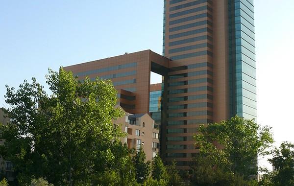 Edificio Santiago Marriot